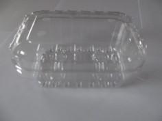 Pojemniki plastikowe na owoce 250 g- 500 szt.