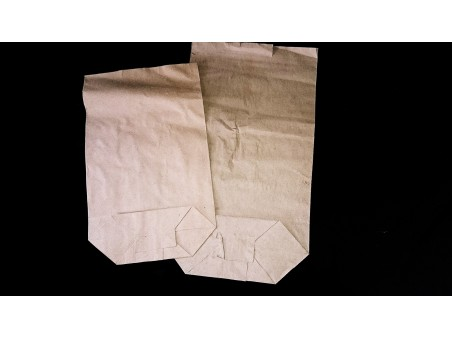 Torby papierowe szare nr 66 - 1,5 kg, paczka 10kg